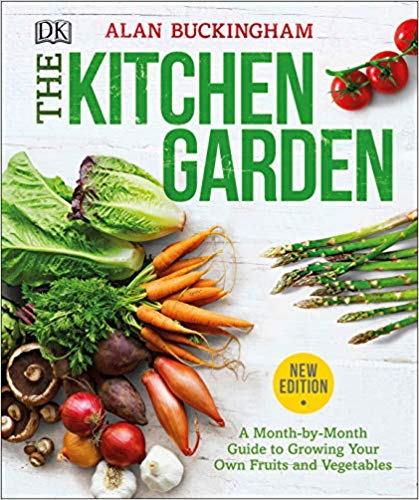 Kitchen garden allotment book