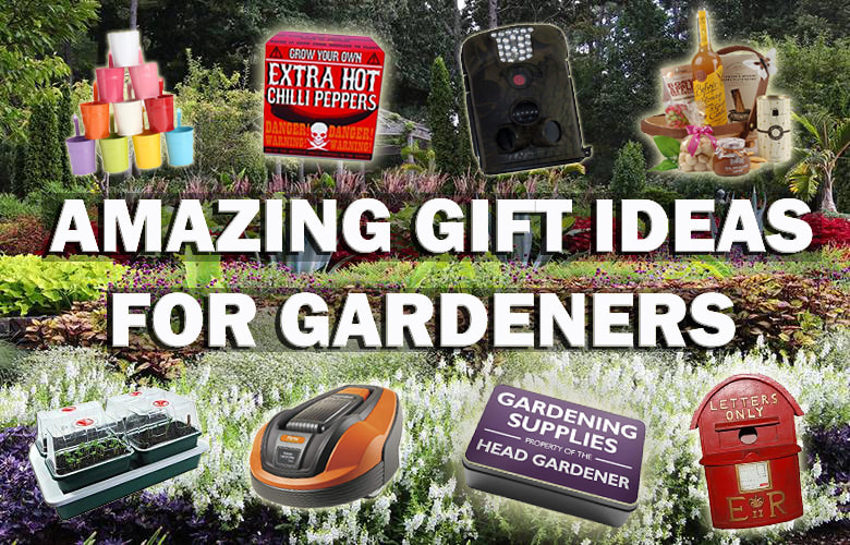 Amazing gift ideas for gardeners