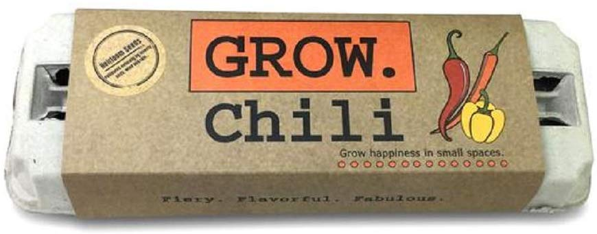 grow your own chilly gift set