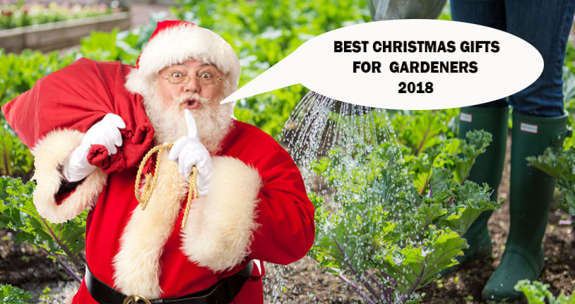 Christmas Gifts for Gardeners 2018