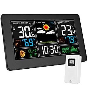 gardeners weather station gadget