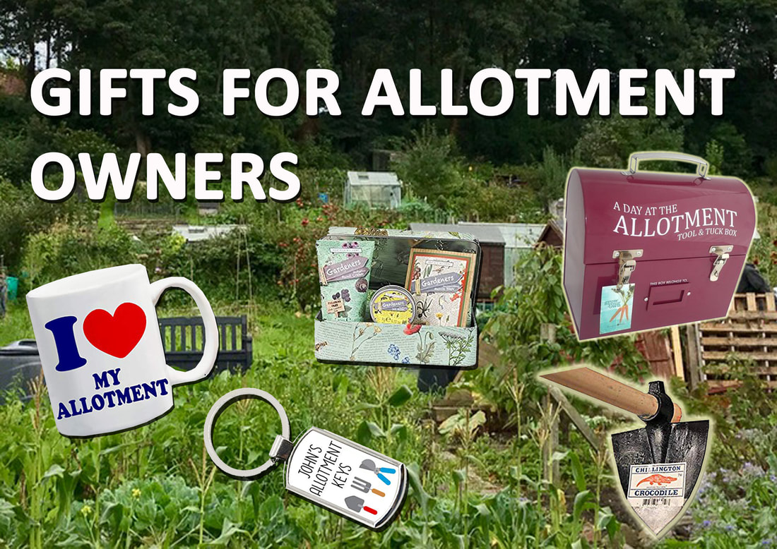 Gifts for allotment owners