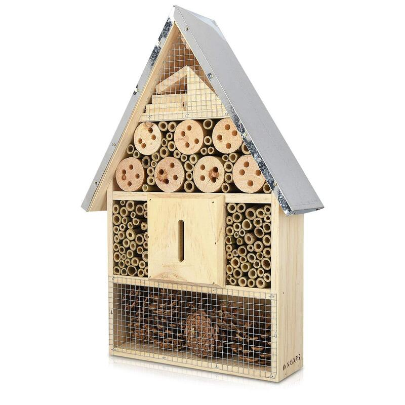 Insect hotel gardening gift