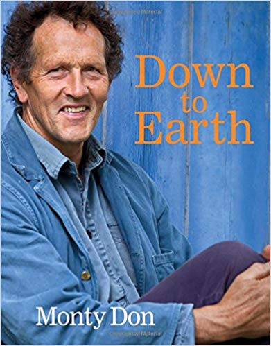 Down to earth gardening book gift