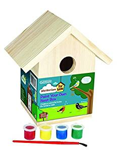 Toys For Baby 2019 Fashion The Little Gardener Paint Your Own Birdhouse Chills And Pains Other Books
