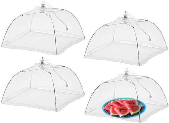 Garden dinning food covers