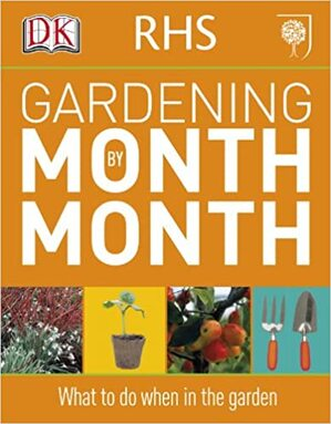 RHS gardening book month by month