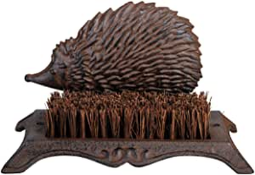 hedghog boot brush