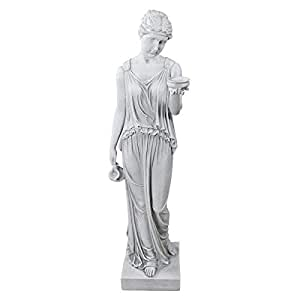 Goddess of youth statue